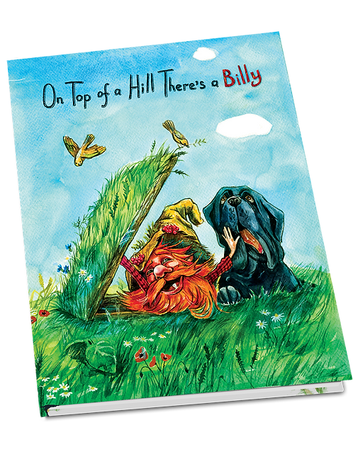 On Top of a Hill There's a Billy