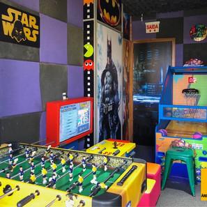 Espaço Games
