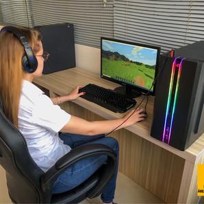 Espaço Net - PC Gamer