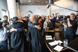 Groundbreaking Supreme Court decision ordering the Dutch Government to reduce its greenhouse gas emi