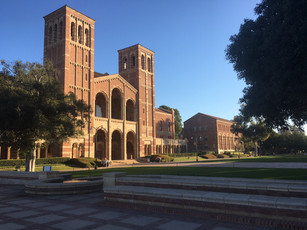 Rouse @ UCLA - Meeting with Emmett Institute on Climate Change & the Environment, California