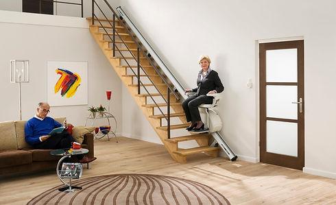 Installateur de monte escalier en Alsace