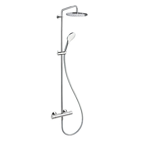 COLONNE DE DOUCHE CRISTINA THERMOSTATIQUE COMPLETE THETA CONFORT 250