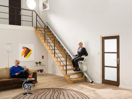 Quel est l'intérêt d'installer un monte-escalier pour les personnes âgées ?