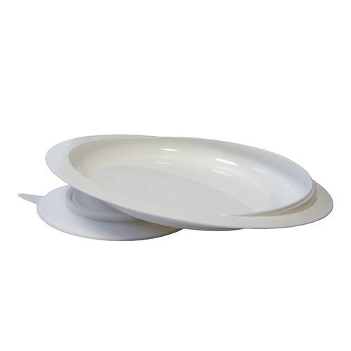 Assiette avec rebord et ventouse SCOOPE - Drive DeVilbiss