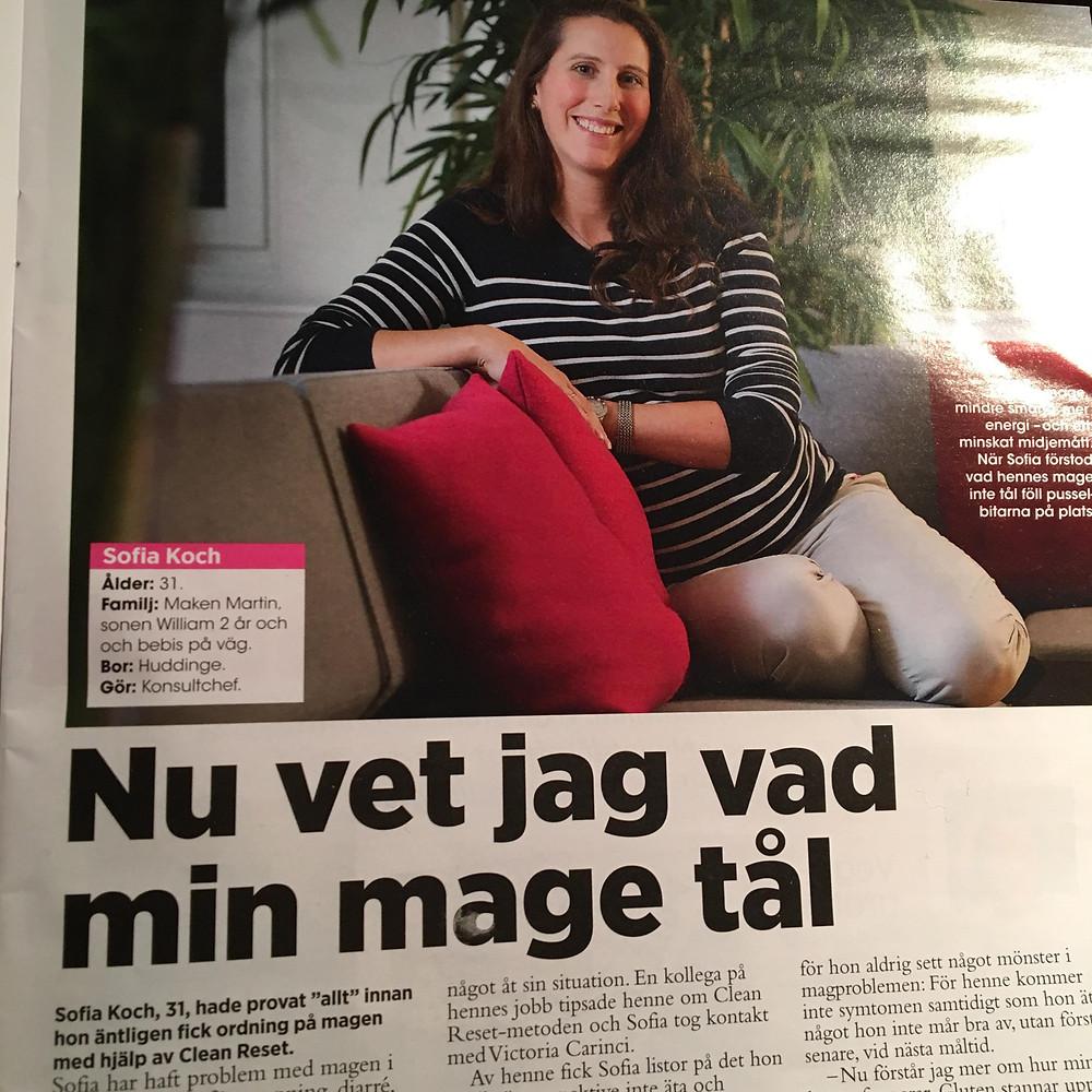 Sofia Koch Clean Reset Må Bra
