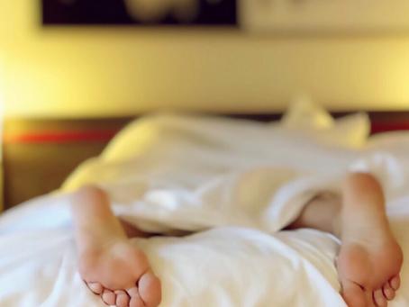 3 toppentips för bättre sömn!