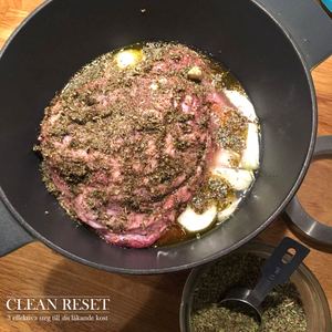Pulled Lamb Clean Reset