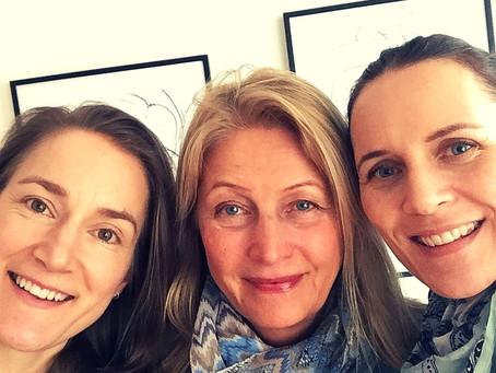 19 Hälsosnack med Ann-Charlott Snickars – Vad ansiktet berättar