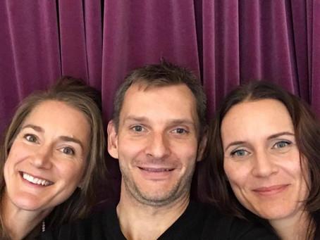 38 Hälsosnack med Jonas Bergqvist – Frisk och stark med Paleo
