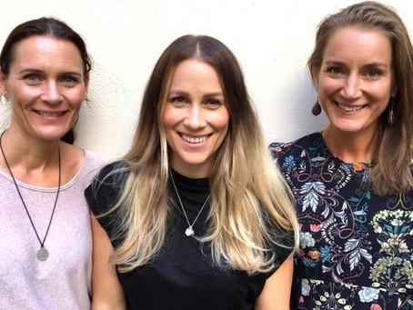 34 Hälsosnack med Anja Forsnor – Livsbalans, entreprenörsskap och en god frukost