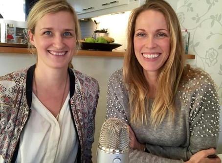46 Hälsosnack med Petra Boumedienne och Silje Vik Vilval – Barn och mat Del 1