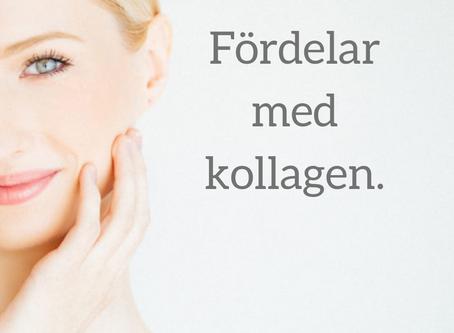 Kollagen för frisk hud, leder och tarm