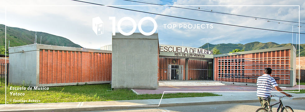 100 TOP ARCHDAILY
