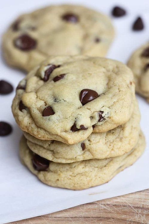 Chocolate Chip Cookies - 12oz Box