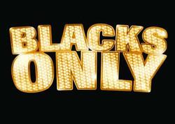 Blacks Only Logo