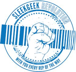 Sleek Geek Logo