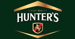 Hunters Dry Logo