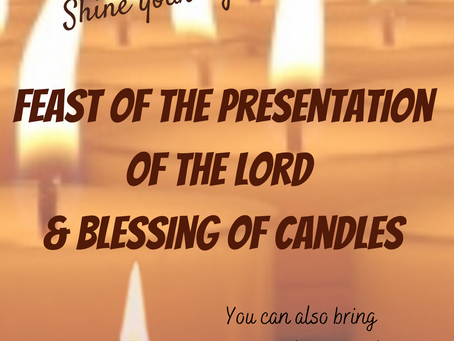 Presentation of the Lord!