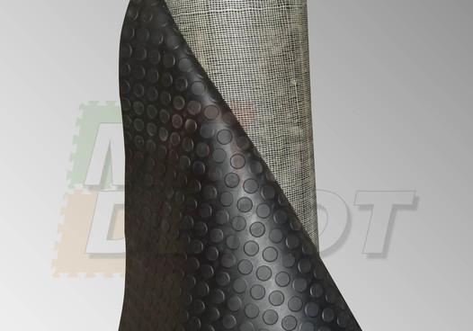 Tapete Círculos Base Textil