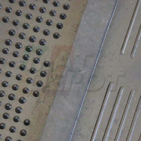 Tapete Sanitizante 2 modulos- Detalle