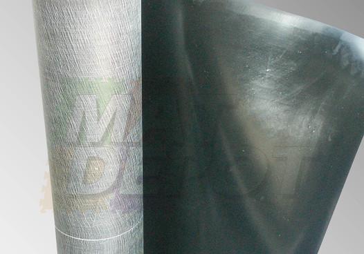 Tapete de Hule Liso base textil