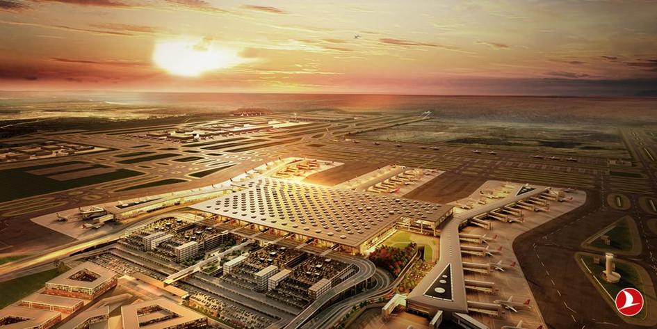 İstanbul Airport General view