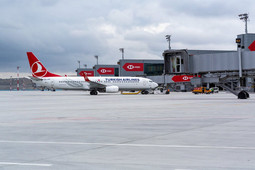 Istanbul Airport Apron
