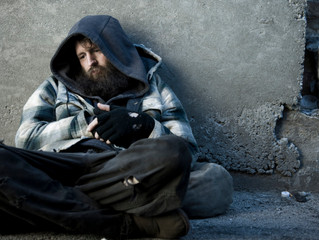 Homeless people urinated on, sexually assaulted, and beaten by members of public, survey finds