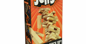 Low cost Jenga game - Cashback