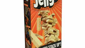 Low cost Jenga game - Cashback