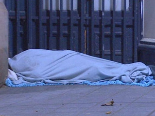 Denver Mayor Decides Police Probably Shouldn't Confiscate Homeless' Blankets While It's Freezing Out