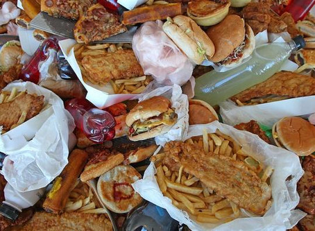 Are we eating too much?