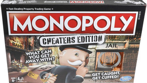 Monopoly Game: Cheaters Edition - Cashback