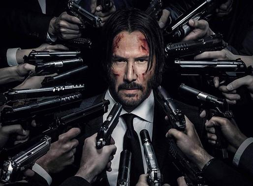 What is John Wick 3 like? Keanu Reeves is back baby.