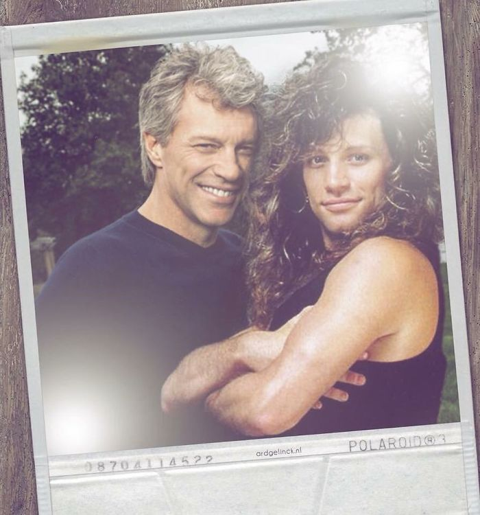50-Celebrities-hanging-out-with their-younger-selves-Jon-Bon-Jovi