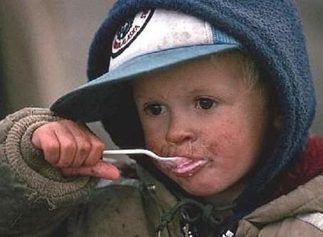 Food not WAR