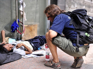 What Would You Do to Survive Homelessness?