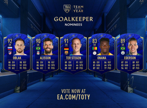 Fifa 20 Team of the Year: Cristiano strikes out as Liverpool players take all the glory.