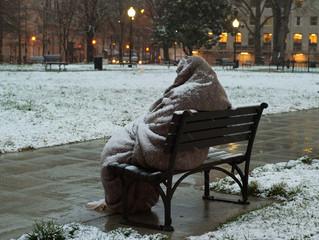 My First Night Homeless: A True Story