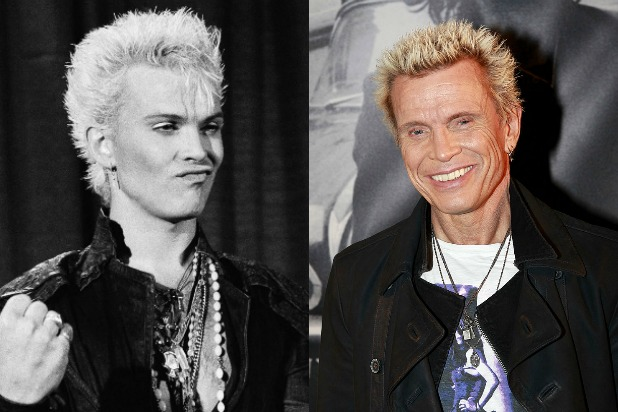 50-Celebrities-hanging-out-with their-younger-selves-billy-idol