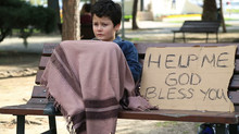 Homeless kids need help