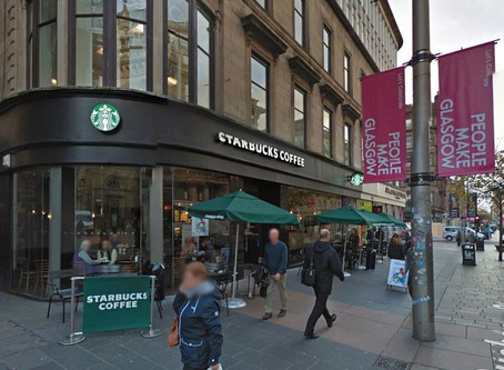 Starbucks staff 'remove homeless man from store and bin sandwich he'd touched' as people
