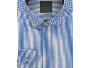 Our Gingham Merino Shirt. Why it's already a classic.