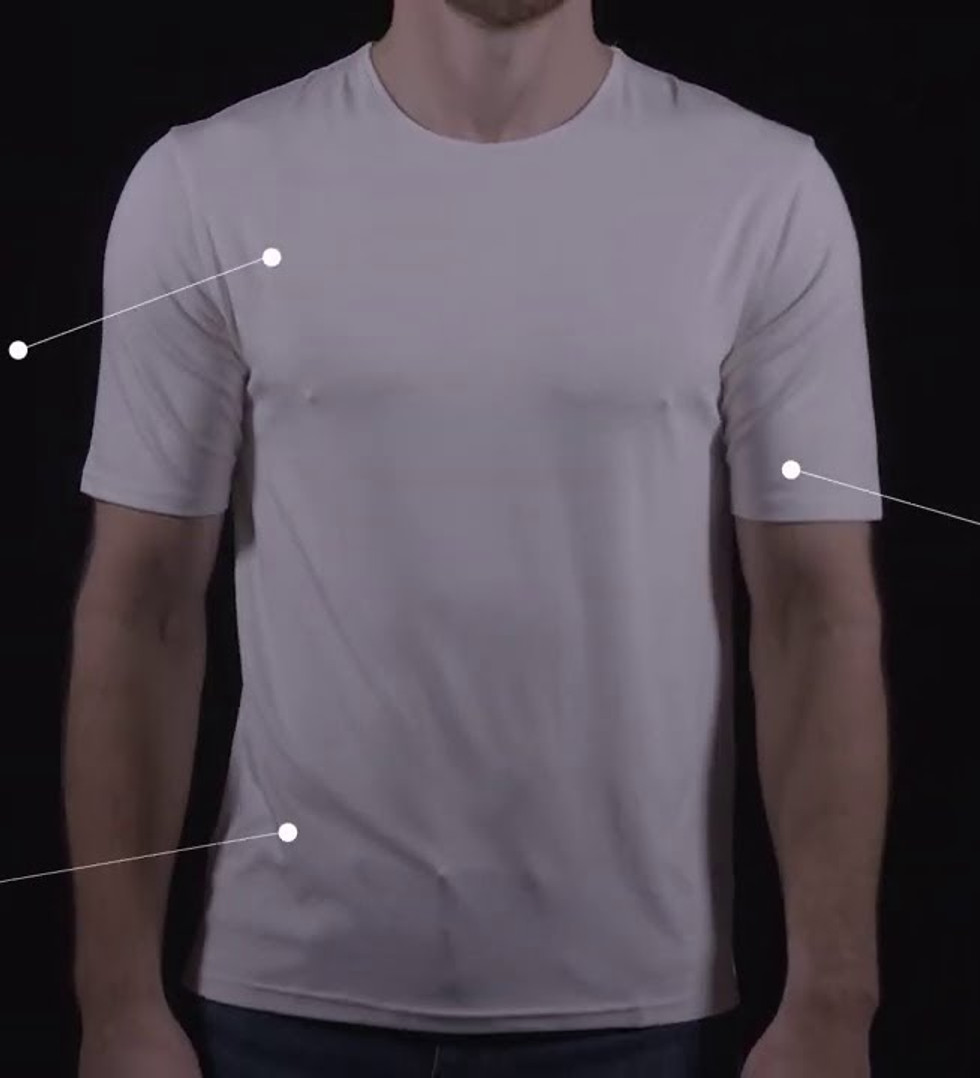 FR3ND - Sustainable Tencel & Bamboo T-Shirt
