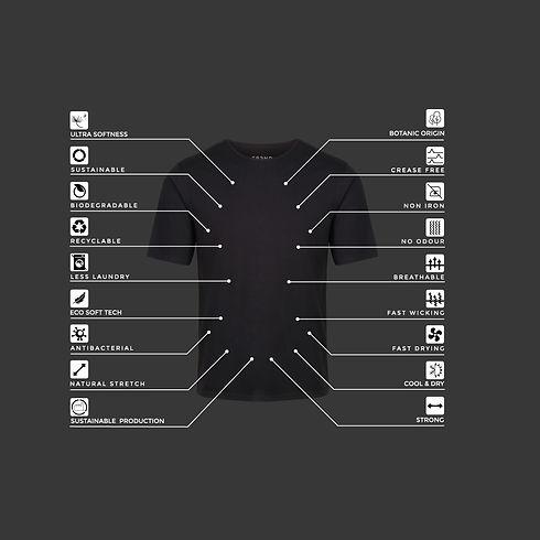 FR3ND-T-SHIRT-Tencel-modal-T-shirt-best-