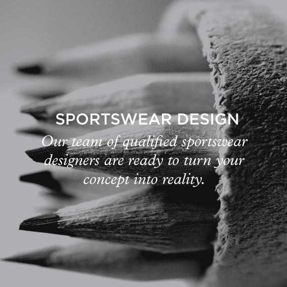 Freelance sportswear fashion design - Blue Associates Sportswear Ltd