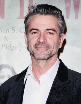 Actor Anthony Wemyss