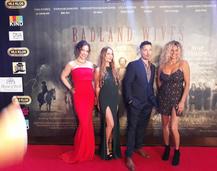 Badland Wives CAST: Gwenhwyfar Reagan James, MaryRose Cadenhead, Daniel DeWeldon, and Tara Patrick