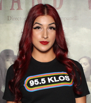 Anne from 95.5 KLOS-FM